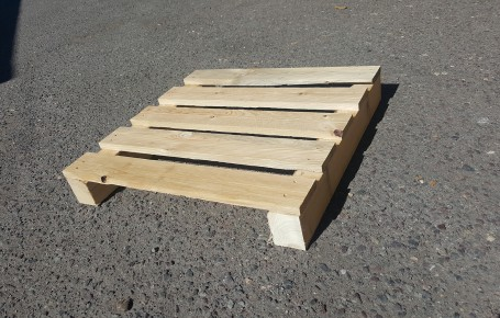Two-Way-Pallet