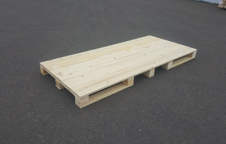 Four-Way-Pallet